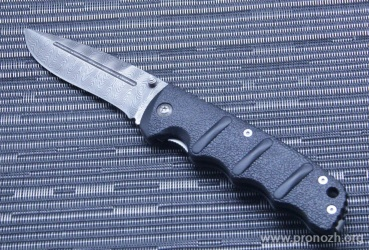Складной нож Boker Plus AK-74, Damascus Steel